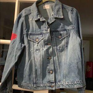 Lauren Moshi Jean jacket